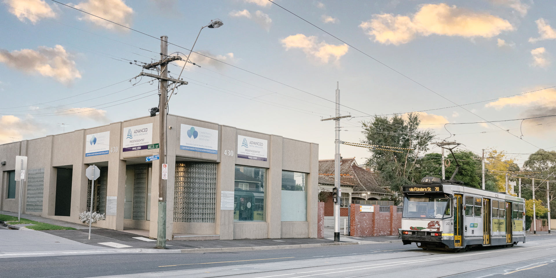 Camberwell Children's Dentistry - 430 Riversdale Road, Hawthorn East