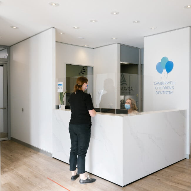 Our clinic - Reception